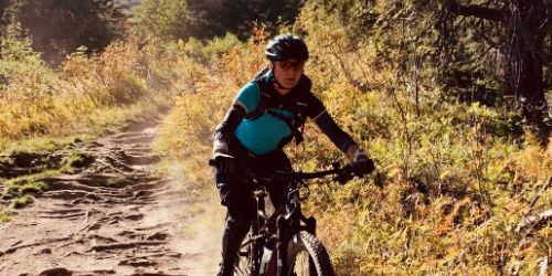 Ladies Enduro Bike Camp Lenzerheide